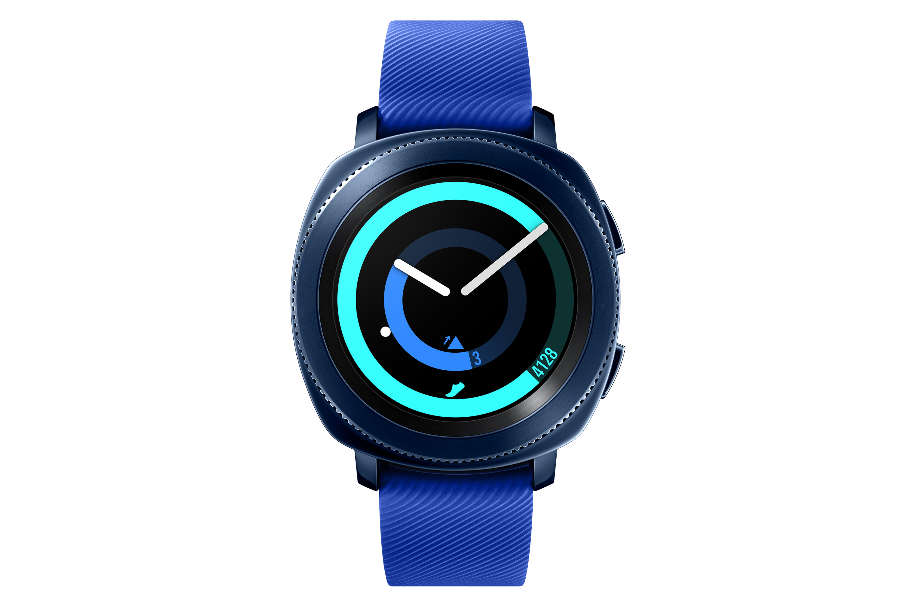 Samsung Gear Sport Blue Waterproof Fitness Tracker Uk Total Treadmill Manual 4 Fungsi Tl 003